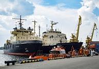 Ventspils ostā 11 mēnešos pārkrāva par 1,3% vairāk kravu