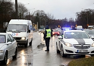 Valsts policija Kurzemes reģionā rīkos profilaktisko pasākumu ceļu satiksmes jomā