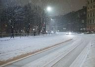 Braukšanas apstākļi apgrūtināti lielākajā daļā Latvijas