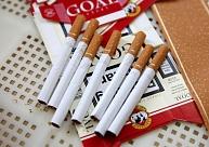 Policija Jelgavā atklājusi nelegālo cigarešu ražotni