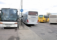 Saistībā ar pāreju uz vasaras laiku 31.martā vairāki nakts autobusi reisu uzsāks stundu agrāk