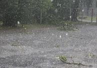 Pērkona negaiss piektdien iespējams galvenokārt Latgalē