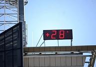 Jūnija otrajā pusē netiek prognozēts karstums virs +30 grādiem