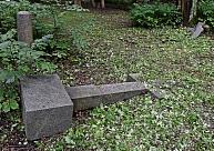 Daugavpils novadā nogāzti pieminekļi vairākiem desmitiem kapavietu