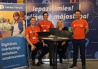 """""""Latvijas Tālrunis"""" tehnoloģiju konferencē RIGA COMM 2019 (FOTO)"""