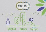 Latvija iedvesmo pasauli:Lielajai Talkai dalību pieteikušas 118 pašvaldības