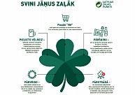 Svini Jāņus zaļāk: 6 ieteikumi videi draudzīgai līgošanai
