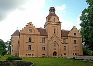 Ēdoles pils – leģendām apvītā viduslaiku pils Kurzemē