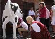 Piena muzejs – izzini, kā tapis sviests un siers