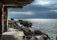 Liepājas jūras kara bāzes paliekas – Liepājas Ziemeļu forti