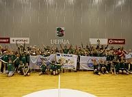 Liepājā atklāta otrā sezona projektam ''Sporto visa klase''