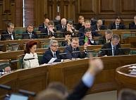 Foto: Ernests Dinka/ Saeimas Administrācija