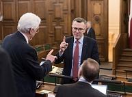 Foto: Reinis Inkēns/ Saeimas Administrācija