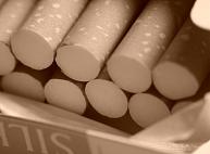 Daugavpilī aiztur kontrabandistu ar 34 tūkstošiem cigarešu