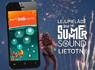 Pieejama ''LMT Summer Sound'' festivāla lietotne un festivāla programma