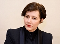 Dana Reizniece - Ozola/ Foto: Ieva Lūka/ LETA