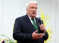 Jānis Dūklavs/ Foto: Ieva Čīka/ LETA