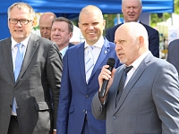 Latvijas Tirdzniecības un rūpniecības kameras Valdes padomnieks reģionālajos jautājumos Juris Sleņģis