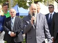 Smiltenes tehnikuma direktors Andris Miezītis