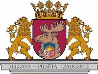 Jelgavas domes sēdē deputāti atbalstījuši lēmumu par Jelgavas pilsētas lielā ģerboņa ieviešanu, taču, lai lielais ģerbonis kļūtu par oficiālu pilsētas simboliku, tas jāapstiprina arī Valsts Heraldikas komisijai.