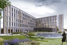 Ar Bigbank Latvija atbalstu pie Rīgas lidostas būvē 13,8 miljonus eiro vērtu viesnīcu