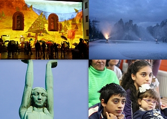 Latvijas notikumi fotogrāfijās (16.-22.novembris)