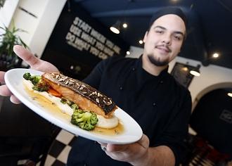 Liepājas kafejnīcas un restorāni aicina nobaudīt īpašu zivju ēdienus