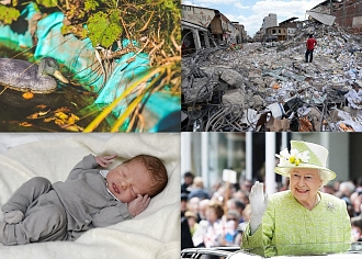 Pasaules notikumi fotogrāfijās (15.-21.aprīlis)