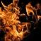Dzēšot ugunsgrēku Smiltenē atrod, iespējams, nogalinātas sievietes mirstīgās atliekas