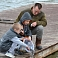Limbažu Lielezera zivju saime papildināta ar 20 000 vienvasaras vēdzelēm