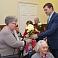 Daugavpilī pasniegtas veselības apdrošināšanas polises Ļeņingradas blokādi pārcietušajiem