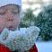 Biezākā sniega sega - Salacgrīvā