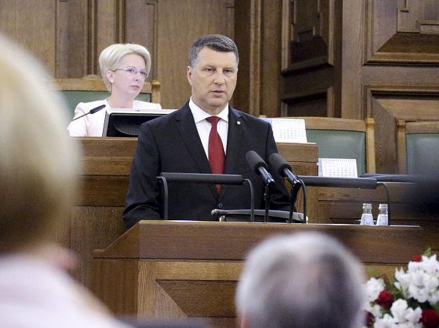 Raimonds Vējonis/ Foto: Toms Kalniņš/ Valsts prezidenta kanceleja