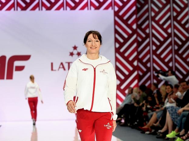 Anastasija Grigorjeva/ Foto: Ieva Čīka/ LETA
