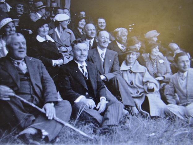 Foto no Ādažu muzeja arhīva