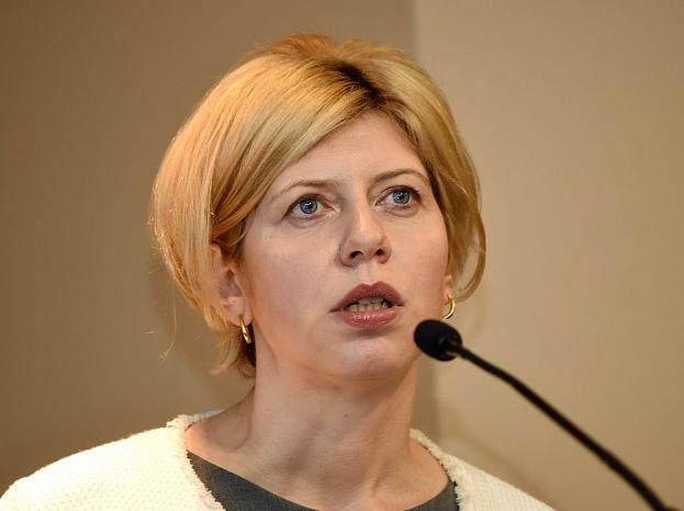 Anda Čakša/ Foto: Zane Bitere/ LETA