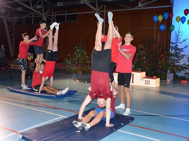 Foto no Jaunatnes sporta laureāta 2015/ Foto: Facebook.com/ Limbažu un Salacgrīvas novadu sporta skola
