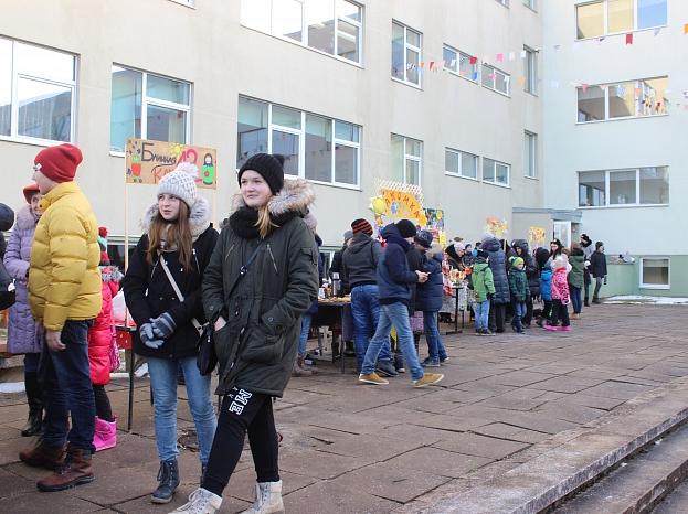 Foto: Reičela Baltiņa/ Valmiera24.lv praktikante