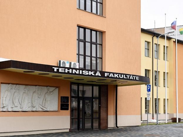 Latvijas Lauksaimniecības universitātes Tehniskā fakultāte.