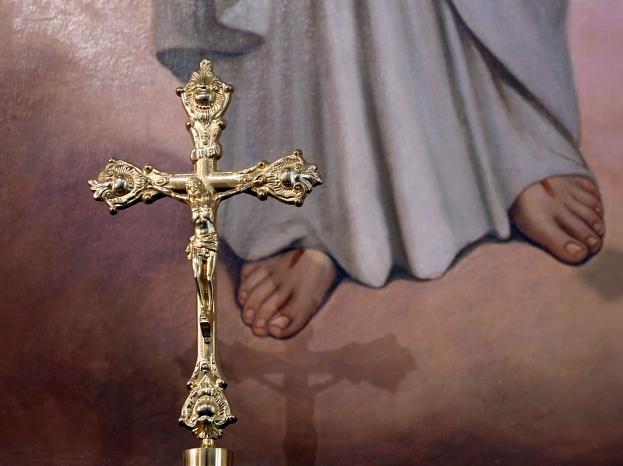 Baznīcu nakts Svētās Marijas Magdalēnas Romas katoļu baznīcā.