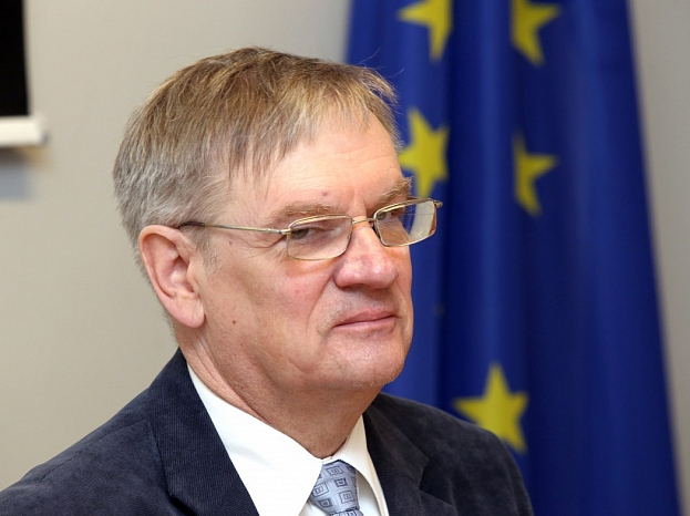 Saeimas deputāts Romualds Ražuks.