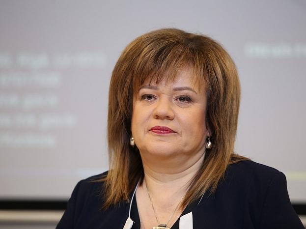 Valsts kontroliere Elita Krūmiņa