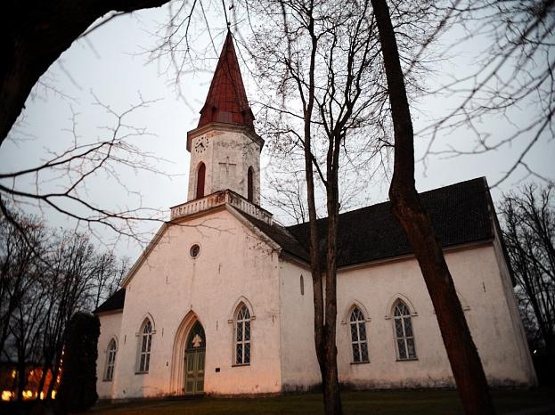 Smiltenes evaņģēliski luteriskā baznīca.