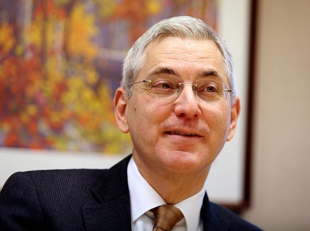 Kanādas vēstnieks Latvijā Alēns Osērs.