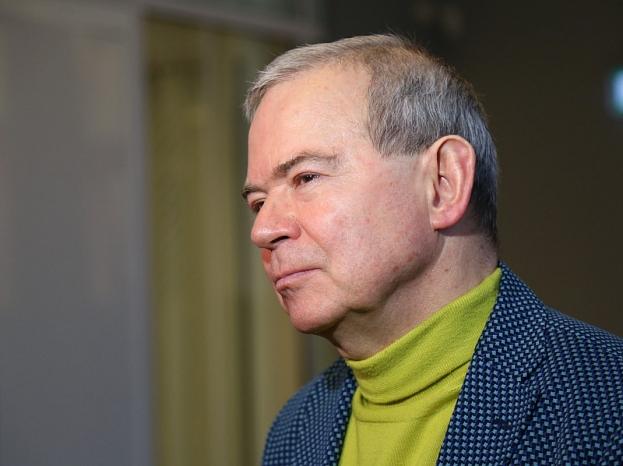 Ventspils mērs Aivars Lembergs