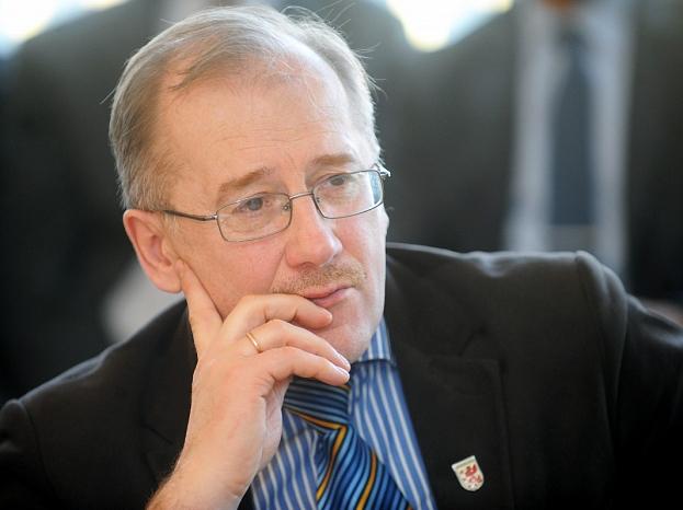 Jaunjelgavas novada domes priekšsēdētājs Guntis Libeks.