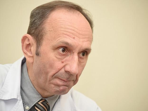 Jelgavas slimnīcas valdes loceklis Andris Ķipurs.