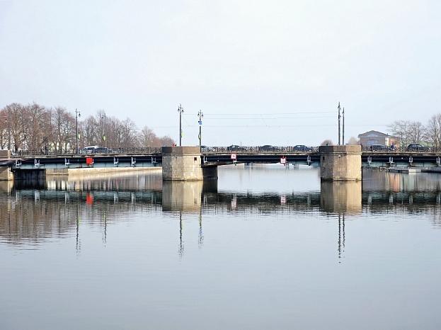 Liepājas Tramvaja tilts.