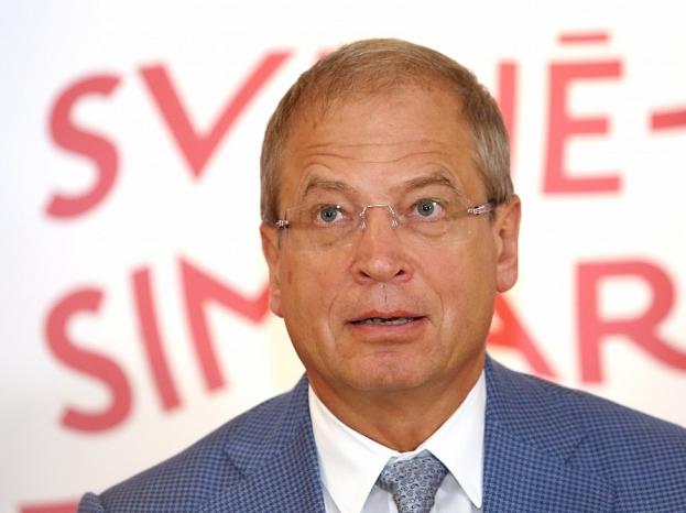 Rīgas domes priekšsēdētāja vietnieks Andris Ameriks