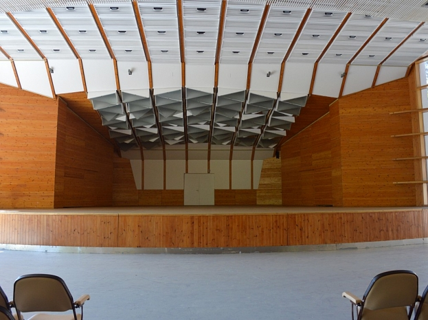 Dzintaru koncertzāle.